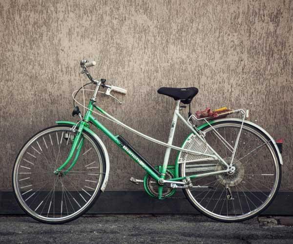 Bisikletlinin çarpması halinde değer kaybı